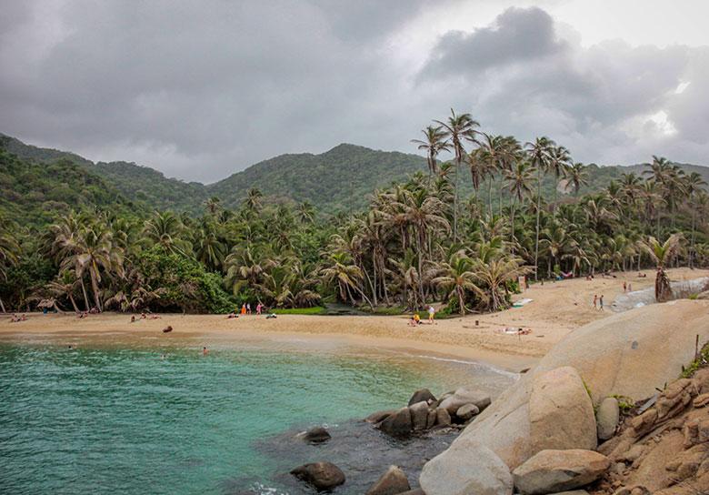 Turismo pela Colômbia - motivos praias