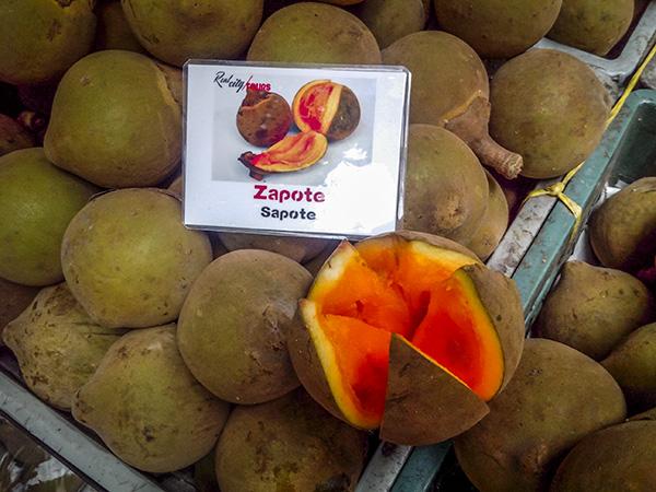 frutas típicas da Colômbia