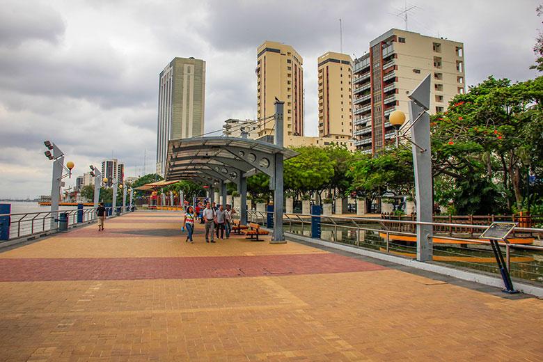 viagem e turismo no Equador
