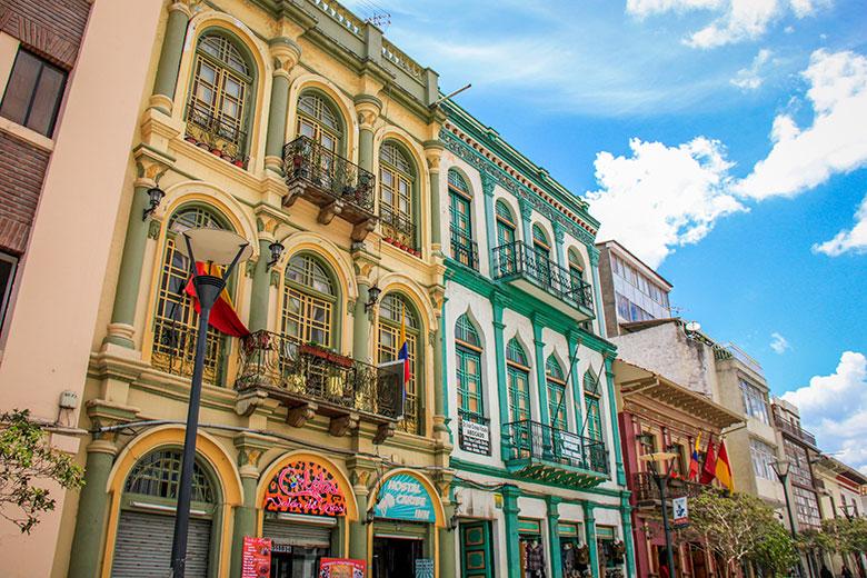 mochilao Equador