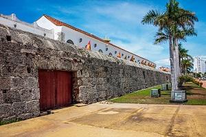 viagem à Cartagena, na Colômbia