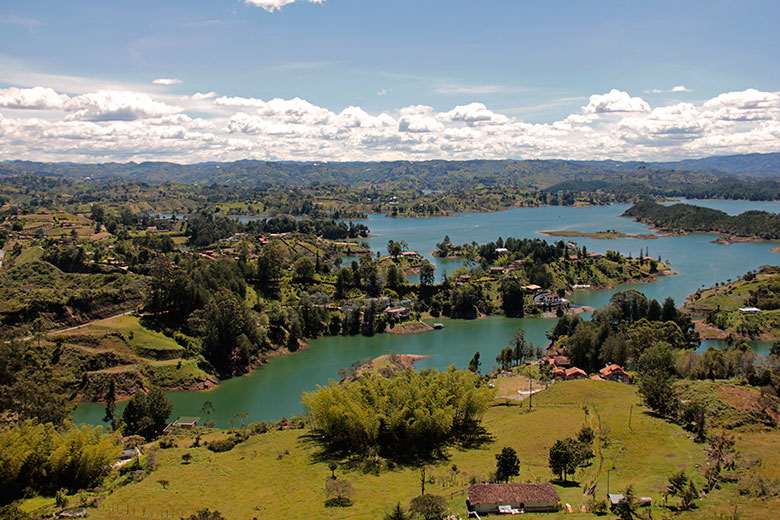 dicas de viagem pela Colômbia
