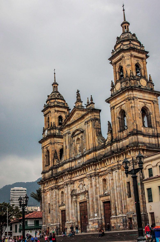 turismo pela Colômbia