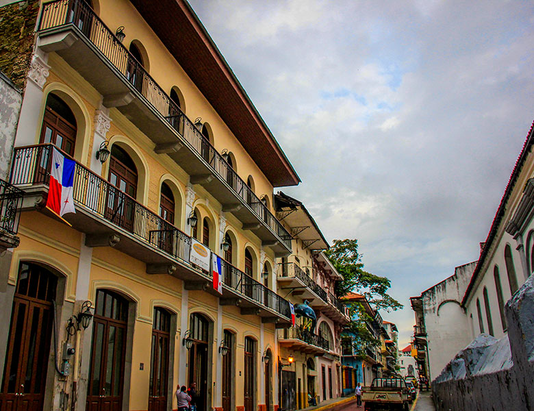Cidade do Panamá onde ficar