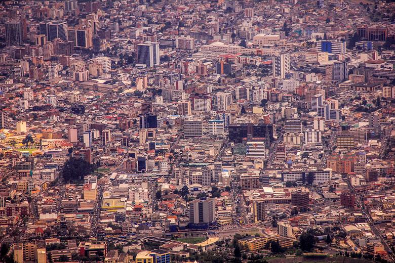 fazer em Quito