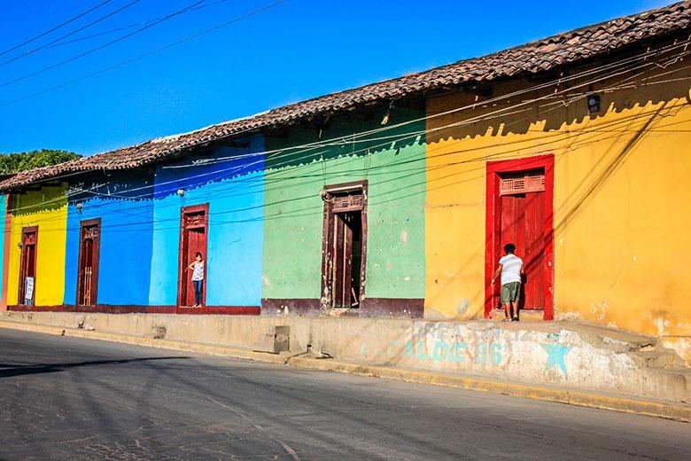 Viagem Nicarágua - Granada