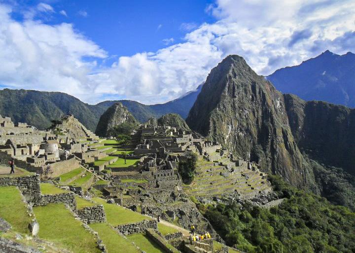 mochilão pela América Latina Machu Picchu