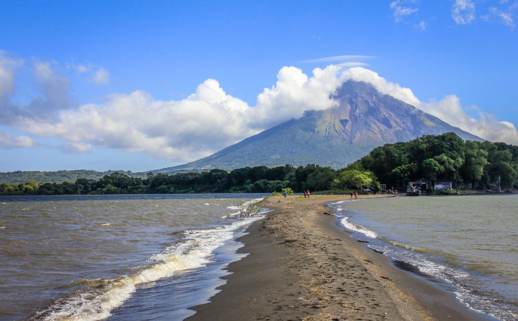 viagem pela América Latina - Isla Ometepe
