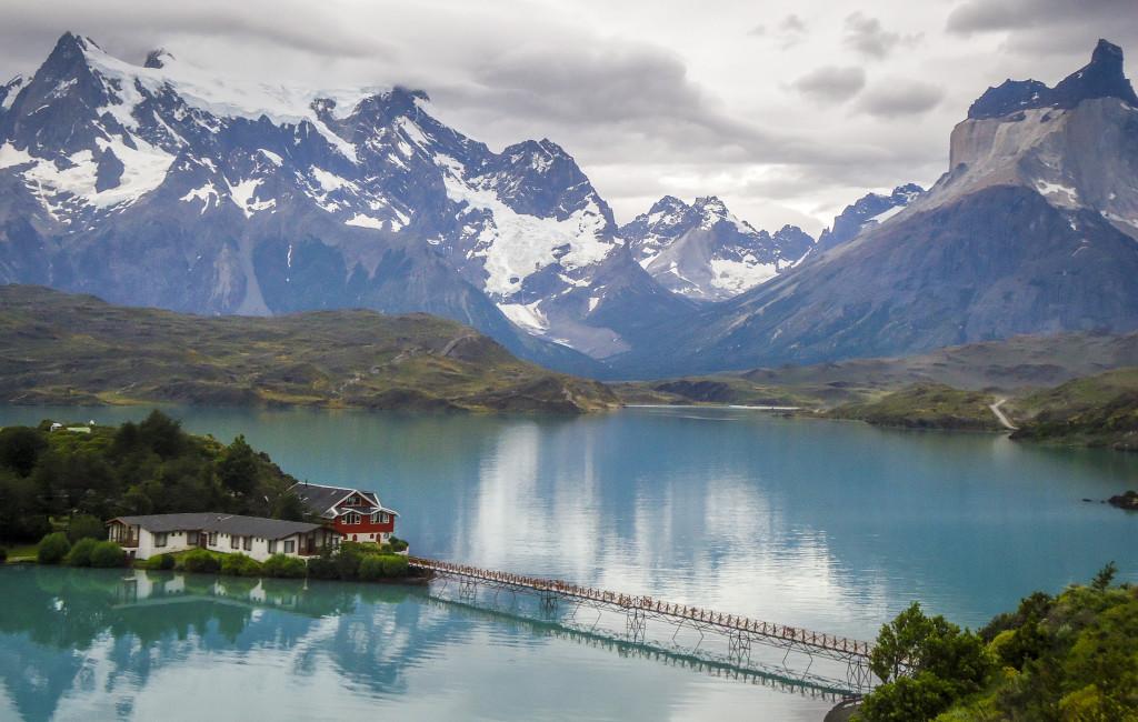 viagem pela América Latina Torres del Paine