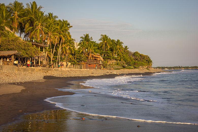 El Salvador - Praias