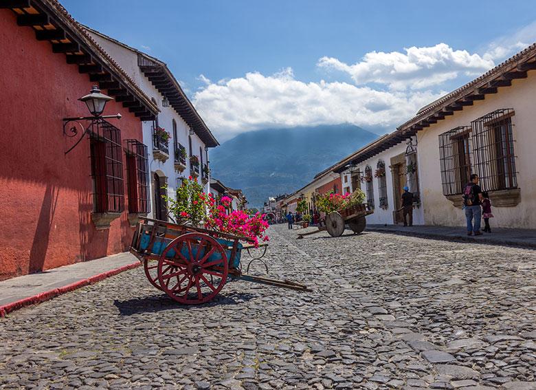 Guatemala - Cidades turísticas