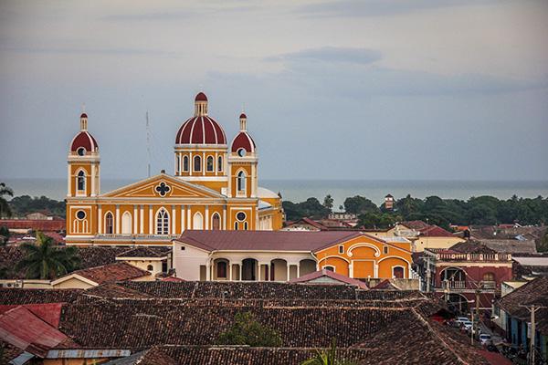 destinos na Nicarágua