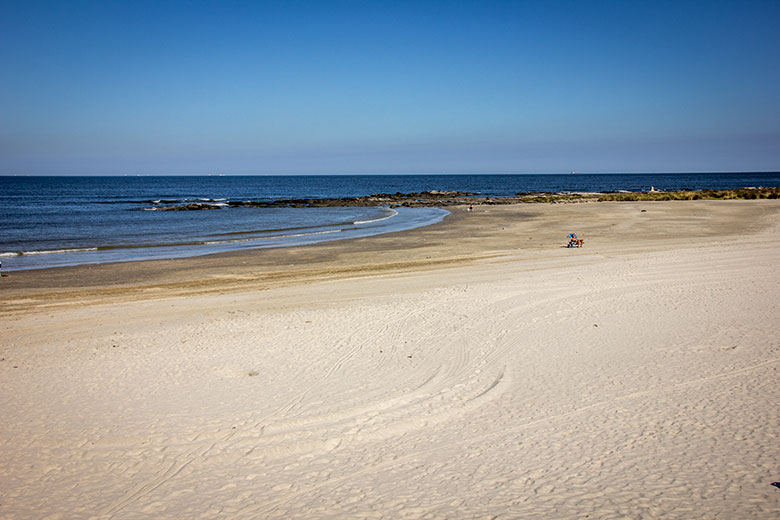 Montevidéu praia