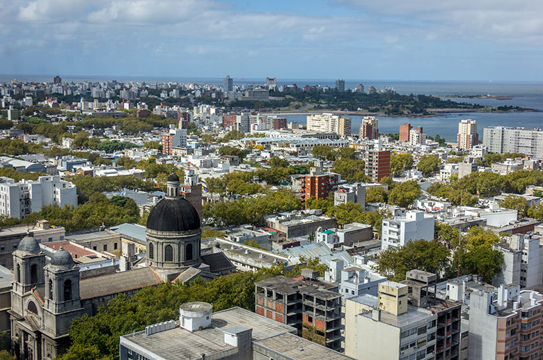 Montevidéu turismo