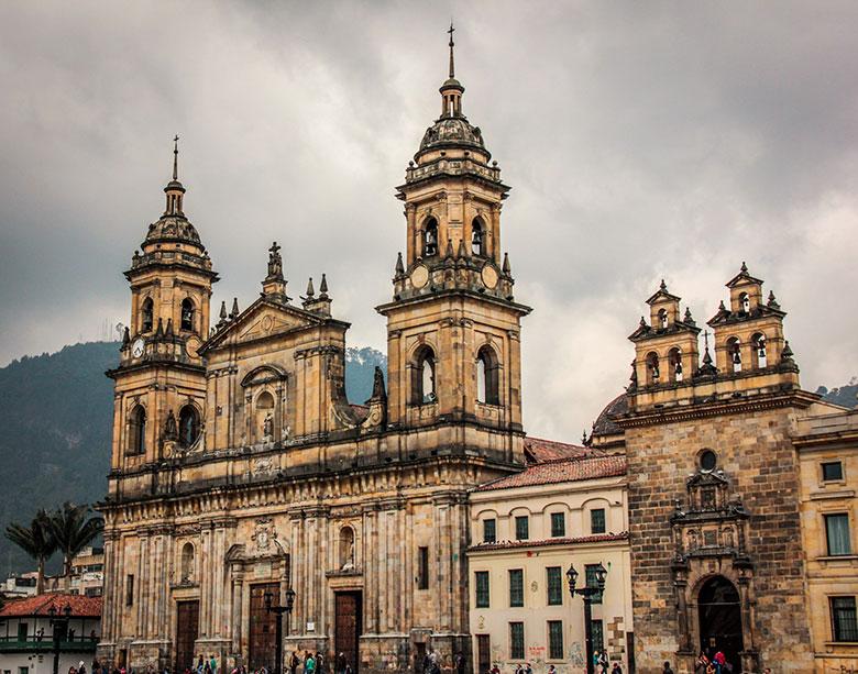 o que fazer em Bogotá - Candelária