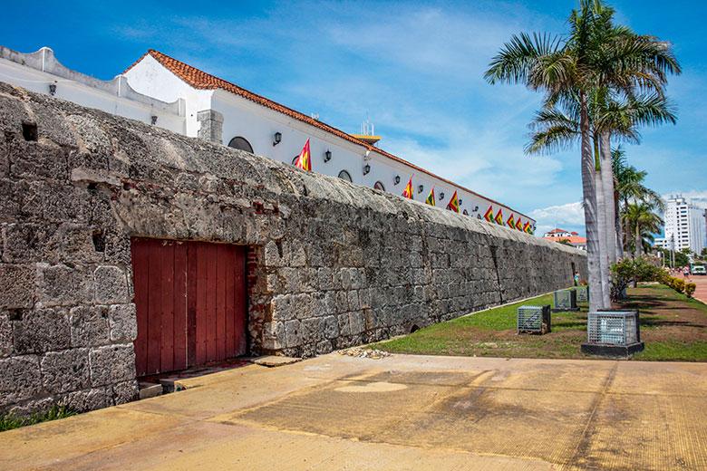 Cartagena cidades na Colômbia