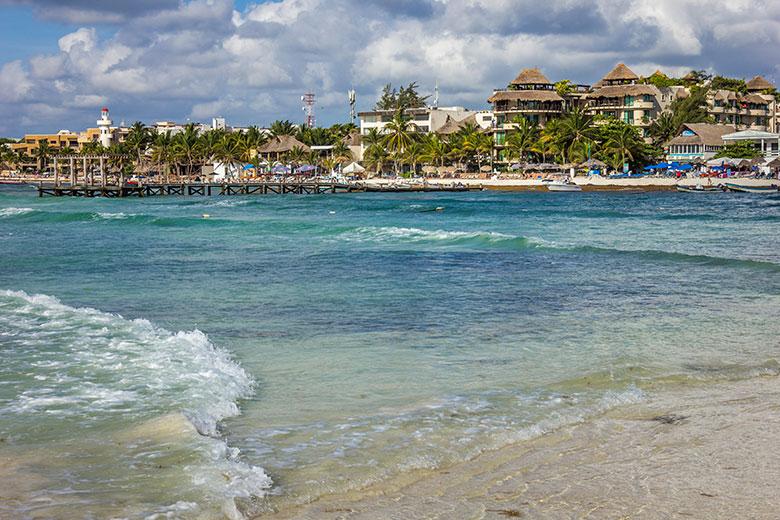 Playa del Carmen roteiro