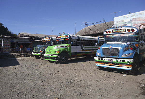 terminal de buses el salvador