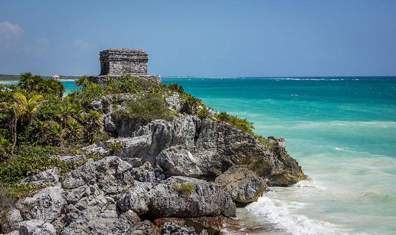 viagem caribe mexicano