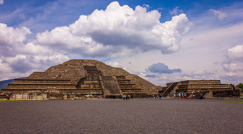 pirâmides Cidade do México