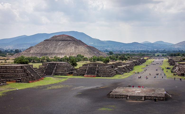 Teotihuacán Cidade do Mexico