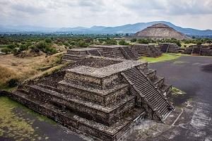 Teotihuacán no México