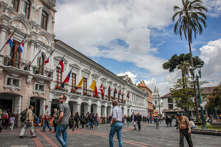 quito-centro histórico