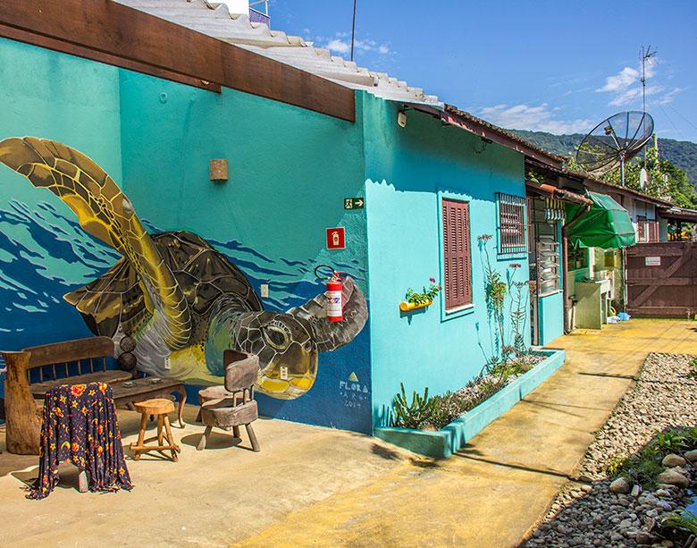 Ubatuba hostel