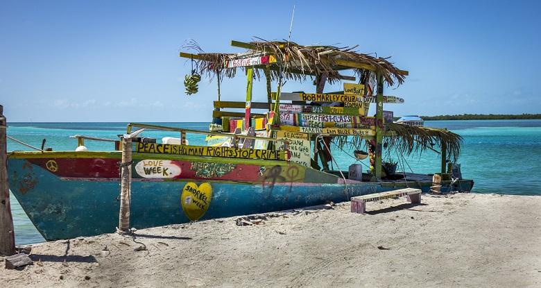 Belize turismo 2