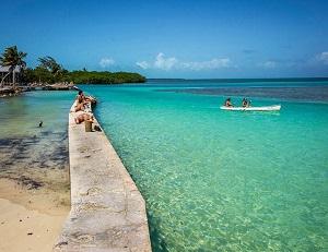 Belize turismo mini