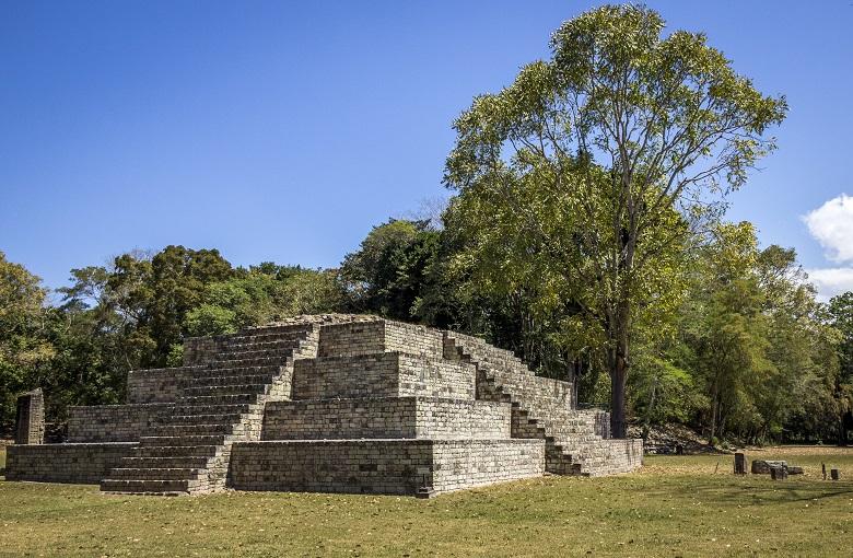 Copán Ruínas - sítio 2