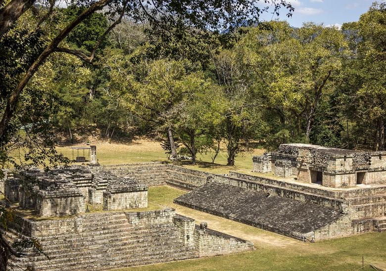 Copán Ruínas - sítio