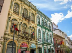 Cuenca Equador