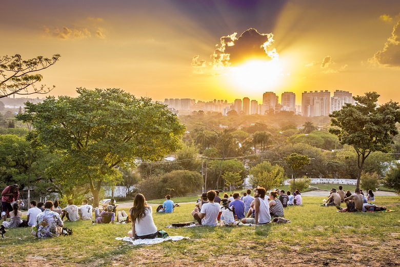 parques em São Paulo