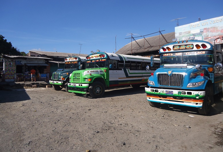 viagem pela América Central