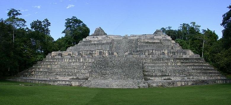 civilização Maia - Belize