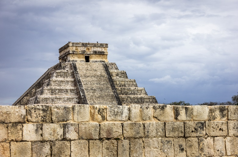 civilização Maia - México