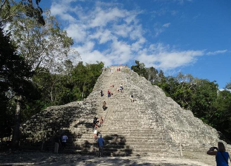 civilização Maia - Cobá