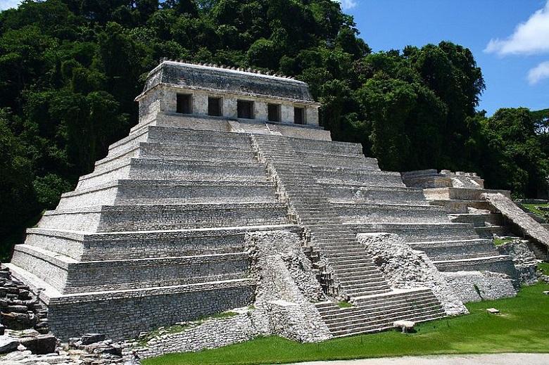 civilização Maia - Palenque