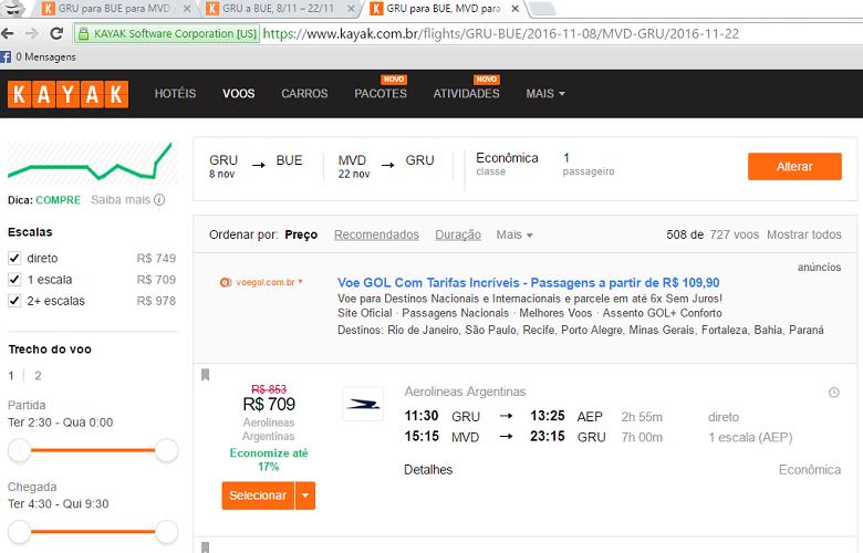 comprar passagem aérea barata