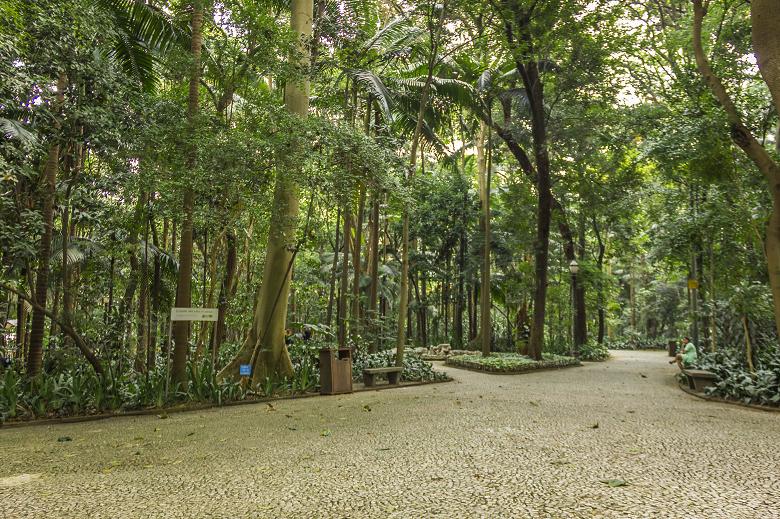 parque trianon avenida paulista