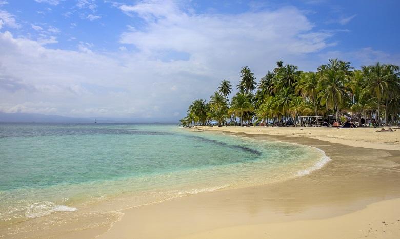 praias do Caribe - san blas