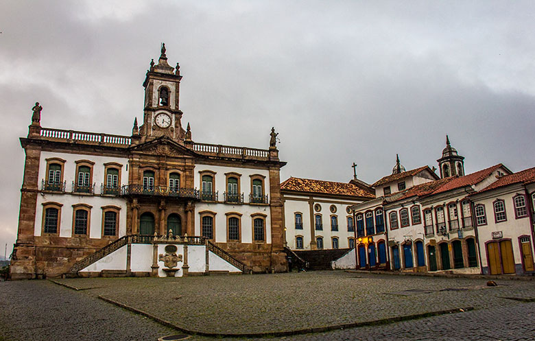 pontos turísticos de Ouro Preto