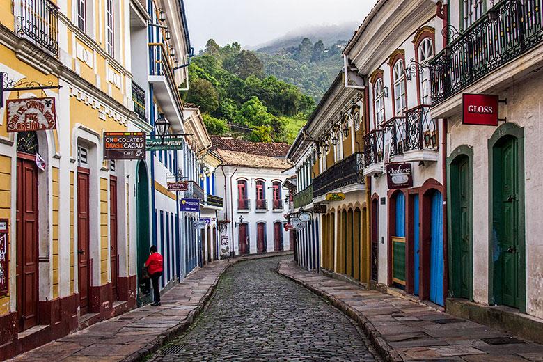 viagem para Ouro Preto