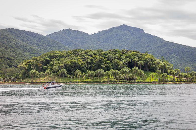 passeios de barco em Ilha Grande