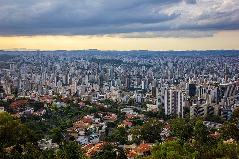 lugares baratos para viajar - Brasil