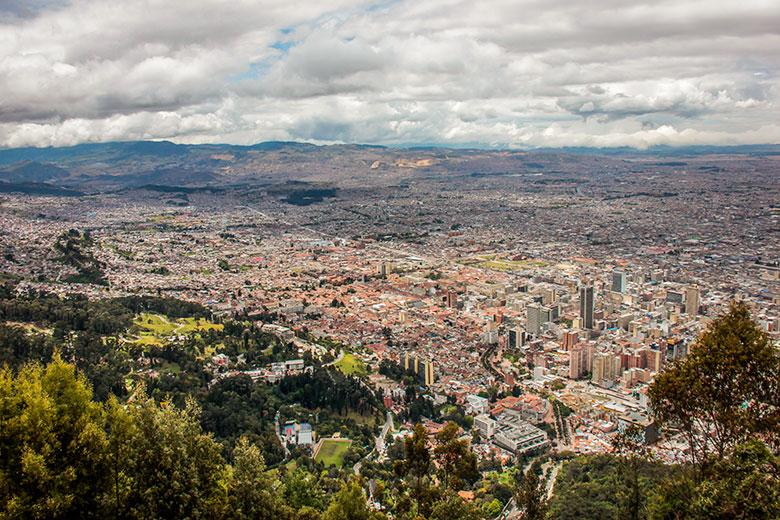 onde se hospedar em Bogotá - Colômbia