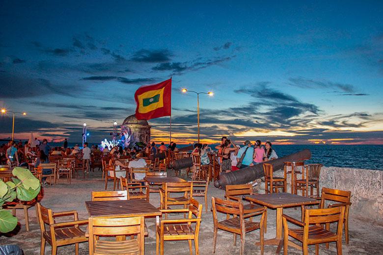 Cartagena-viagem-Colômbia