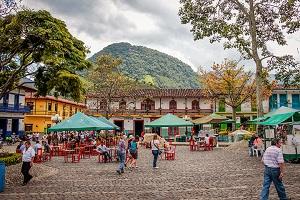 Colômbia - Turismo