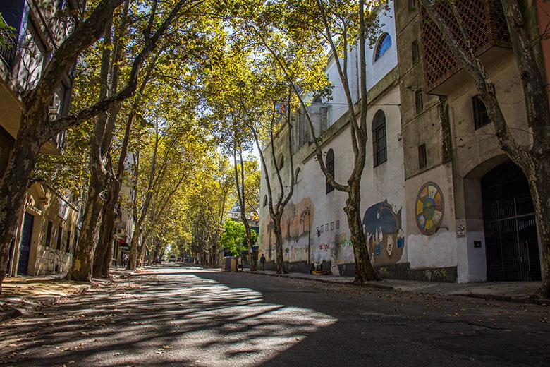 Montevidéu onde se hospedar